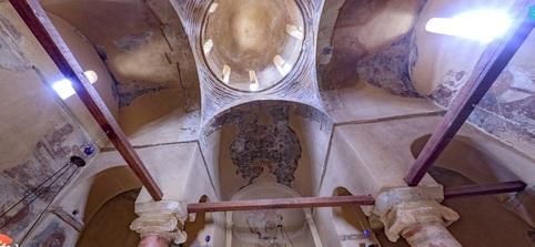 Είσοδος Καθολικού Μονής Ταξιαρχών Αστερίου